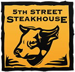 5th Street Steakhouse Logo